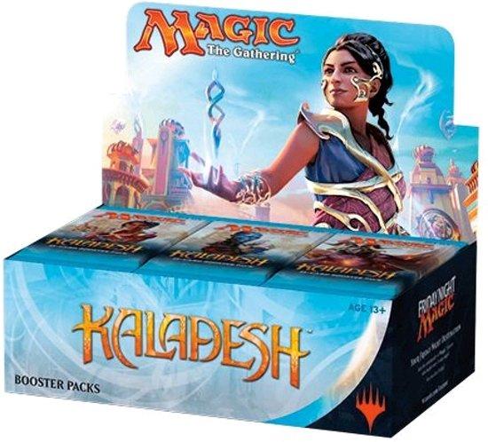 Afbeelding van het spel Booster display - Kaladesh