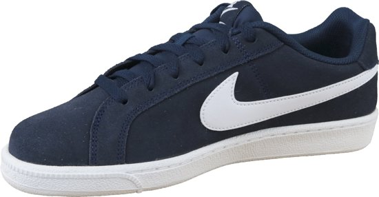 Court Royale Blauw Heren Suede Nike Sneakers gdwx1gS