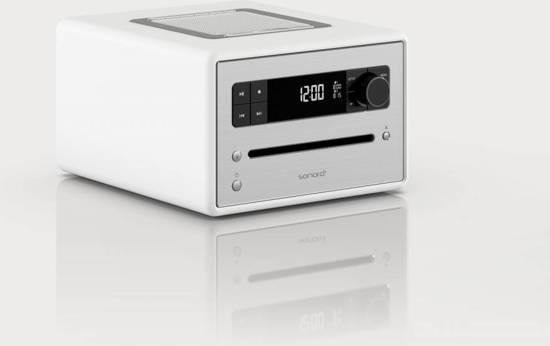 Sonoro CD-wekkerradio 220 - Dab radio - Bluetooth