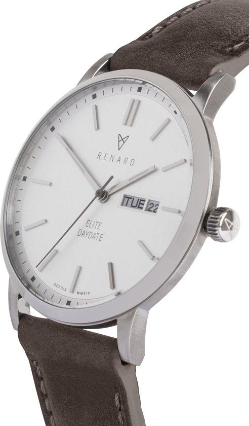 Renard Elite Day Date Horloge