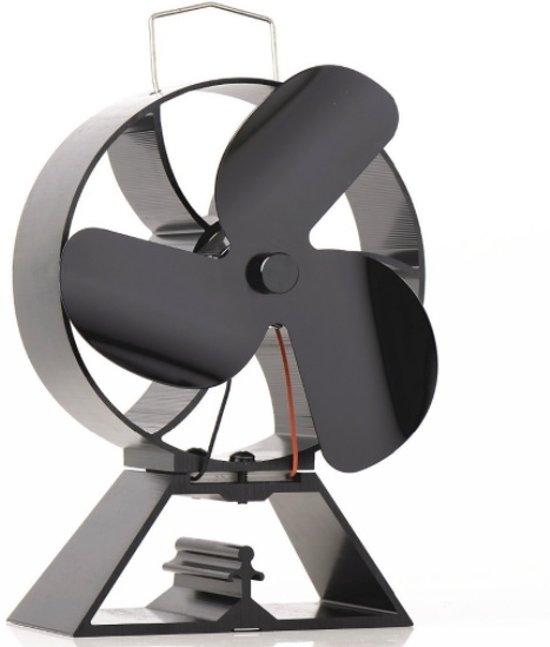 Verbazingwekkend bol.com | Houtkachel ventilator - zorgt voor verspreiding van JQ-11
