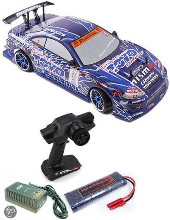Bolcom Rc Drift Auto Nissan Silvia S15 Drift Brushless 1