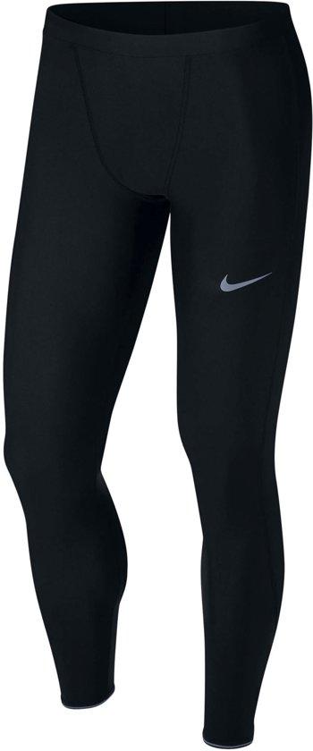 Nike Run Mobility Tight Sportbroek Heren - Zwart