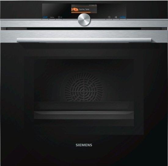 Siemens HM676G0S6 - iQ700 - Inbouw oven met magnetronfunctie - HomeConnect
