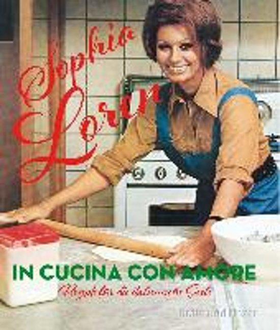 bol.com   In cucina con amore, Sophia Loren   9783833839412   Boeken