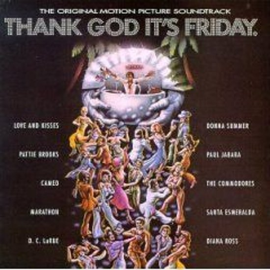 Bolcom Thank God Its Friday Alec R Costandinos Cd Album