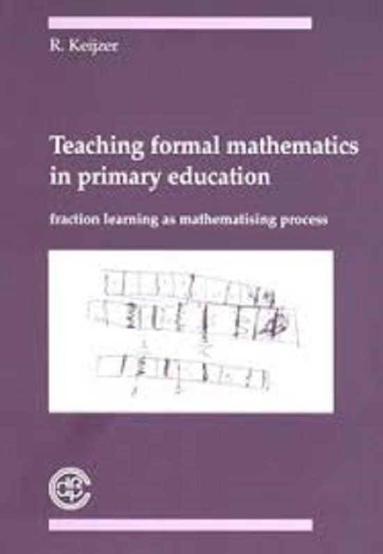 Teaching formal mathematics in primary education