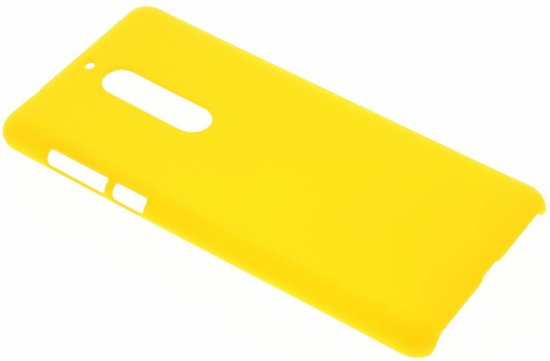 Jaune Clair Couverture Rigide De Cas Pour Nokia 1 F5lkitaa
