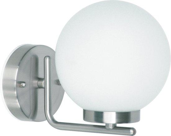 Badkamer Wandlamp Chroom : Bol.com ranex terano wandlamp badkamer chroom
