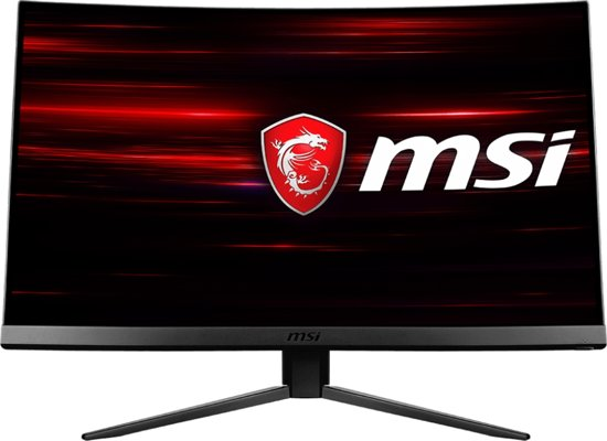 MSI Optix MAG271C - Gaming monitor