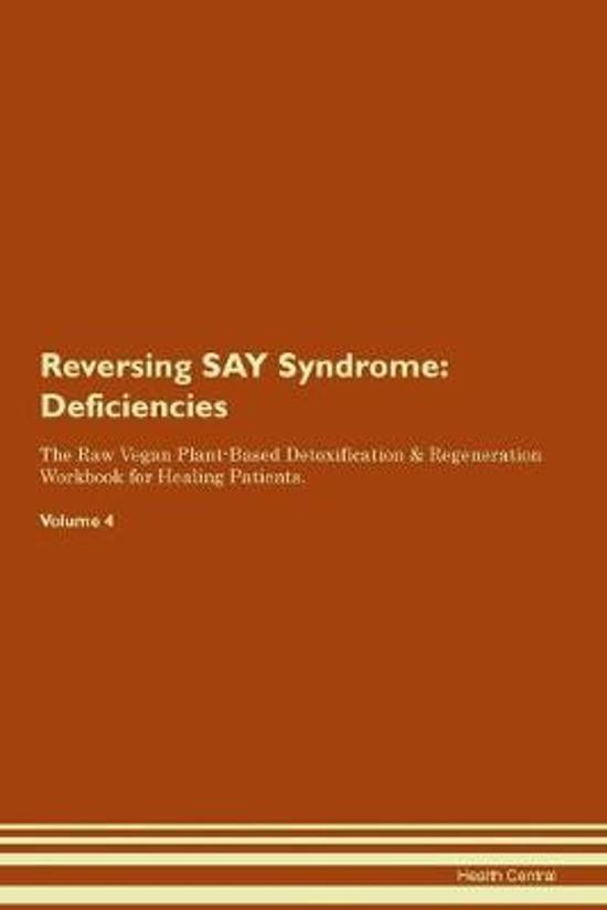 Reversing Say Syndrome