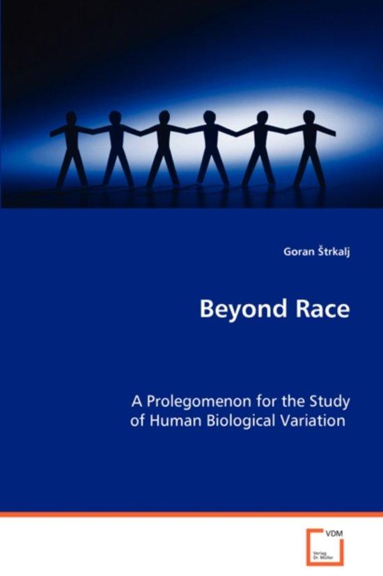 a study on human race