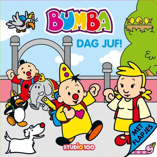 Boek cover Bumba – Dag Juf! van Studio 100 (Onbekend)