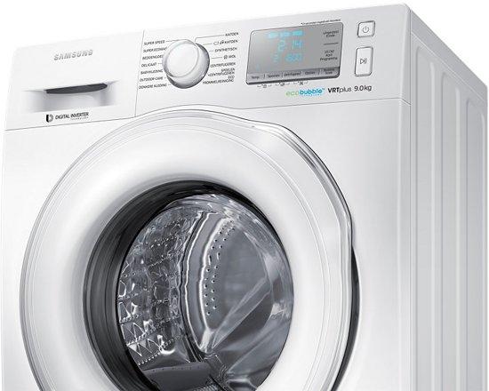 Samsung WW90J6603EW - Eco Bubble - Wasmachine