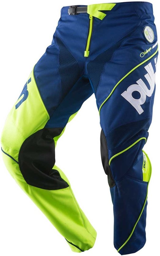 Challenger in 30 Crossbroek Pull Race lime Navy f7Y6bgvy