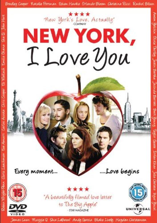 Bolcom New York I Love You Dvd Dvds