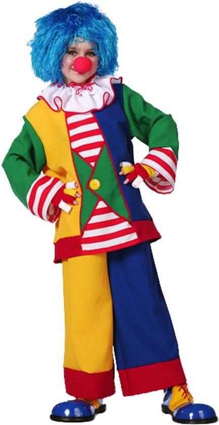 Beste bol.com | Carnavalskleding Clownspak kind Maat 116, Partylook KU-24