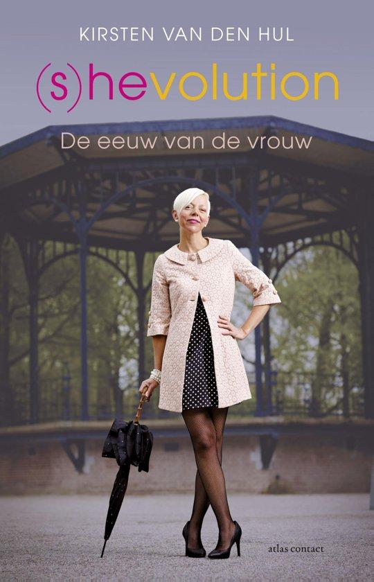 Cover van het boek '(S)hevolution' van Kirsten van den Hul