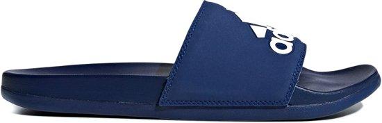 adidas Adilette Comfort Slippers Volwassenen - Marineblauw - Maat 44
