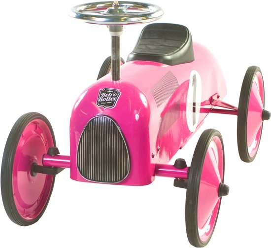 Retro Roller Marilyn Loopauto