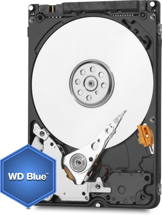 WD Blue - Interne harde schijf - 320 GB