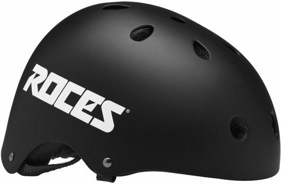 ROCES Helm Unisex AGGRESSIVE - Zwart 54-56 cm