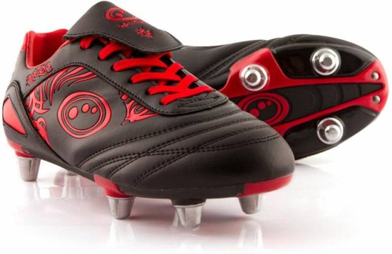 Optimum rugbyschoenen Razor Rood - EUR44 UK10
