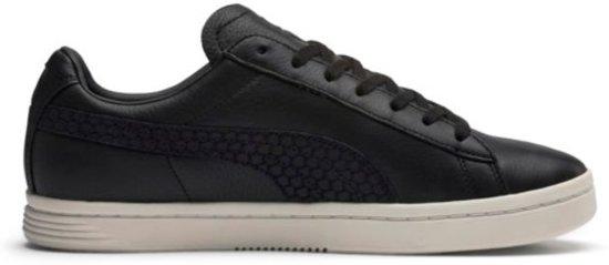 b6f06d29325 Puma Court Star FS leer premium zwart sneakers heren - Maat 47