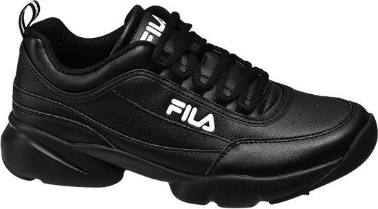 bol.com | Fila Dames Zwarte sneaker - Maat 42