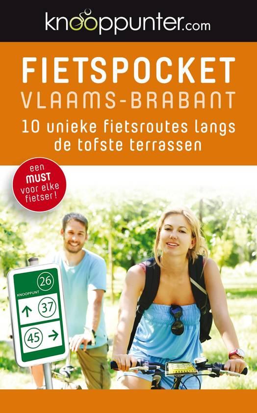 Boek cover Knooppunter - fietspocket vlaams-brabant van Gunter Hauspie (Paperback)