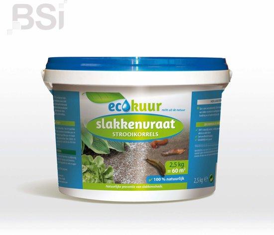Ecokuur - Slakkenvraat ruwe strooikorrels