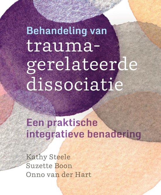 Behandeling van traumagerelateerde dissociatie - een praktische integratieve benadering