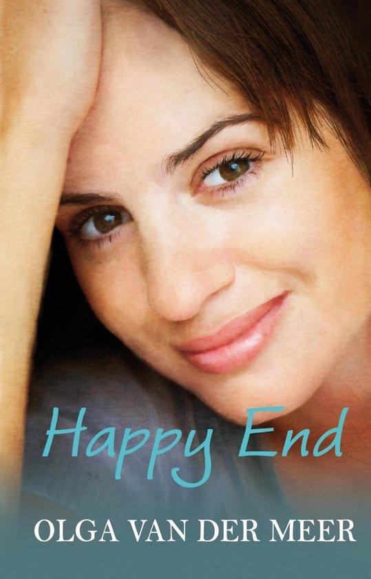 Boek cover Happy end van Olga van der Meer (Onbekend)