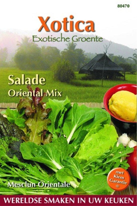 Buzzy® Xotica Salade Mix Exotisch Baby Leaf