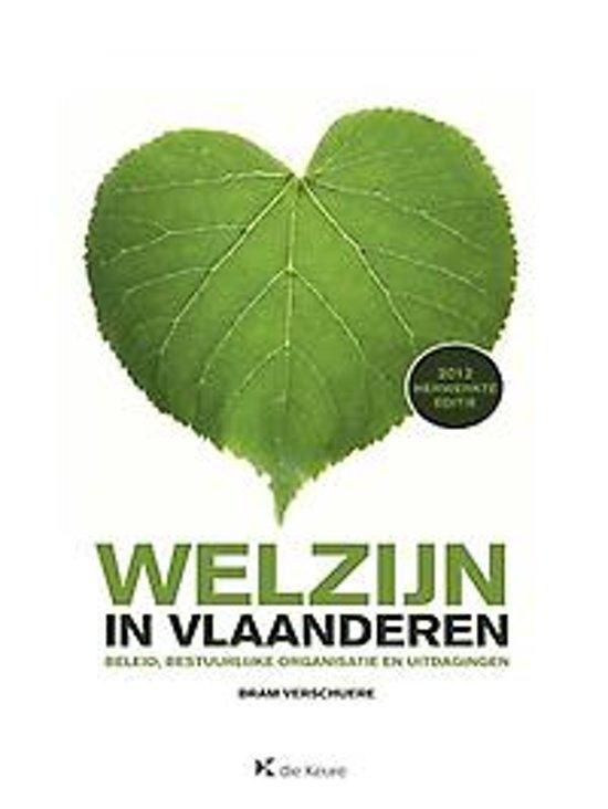 Welzijn in Vlaanderen