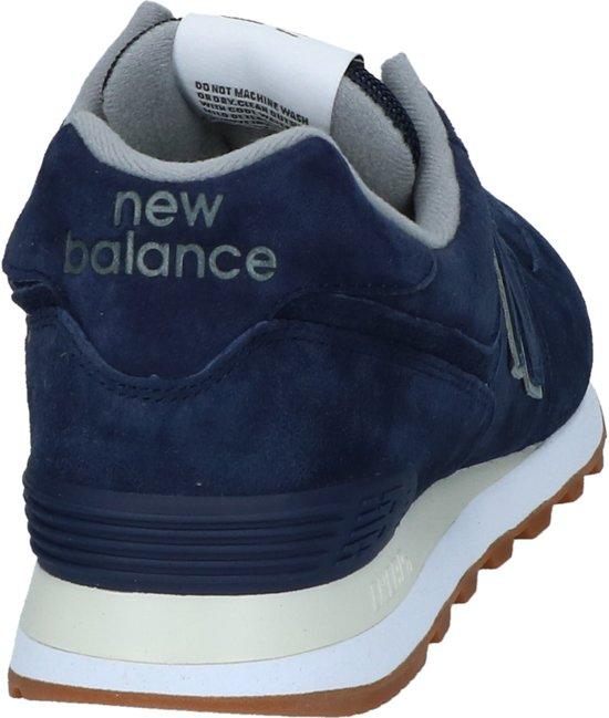 Blauw 43 Maat Classicssneakers Balance Donker New Mannen 574 pvU0nqxI