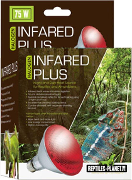 Infrared Plus Halogen 75W