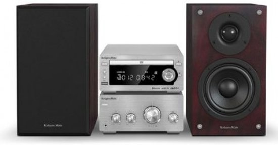 Krüger & Matz KM 1584CD microset met Bluetooth, FM Radio en CD speler
