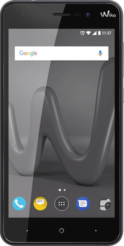 Wiko Lenny 4 - 16 GB - dual sim - Zwart
