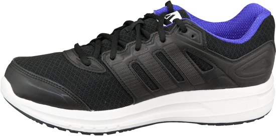 adidas Duramo 6 B26509, Vrouwen, Zwart, Sportschoenen maat: 37 13 EU