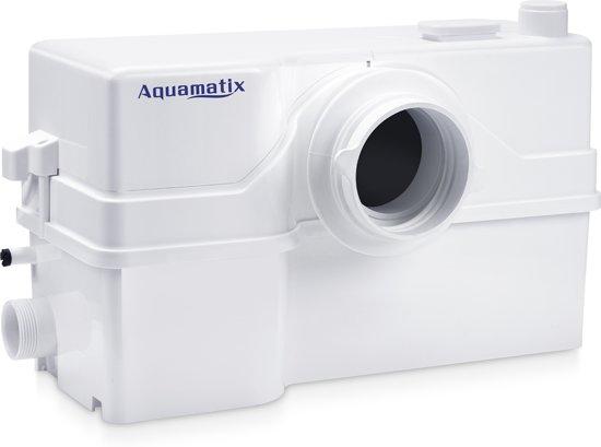 Aquamatix Forte 3 broyeur vermaler vergruizer - extra krachtig