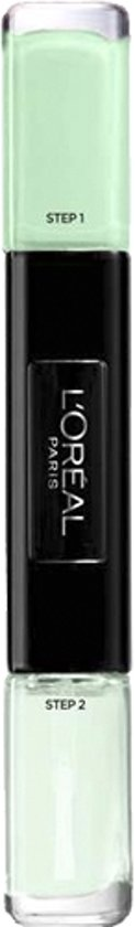 L'Oréal Paris Infallible Nail - 45 Green Tea - Groen - Nagellak