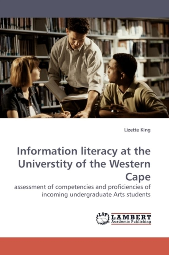 Information Literacy at the Universtity of the Western Cape
