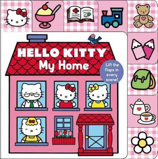 Boek cover Hello Kitty van Roger Priddy (Hardcover)
