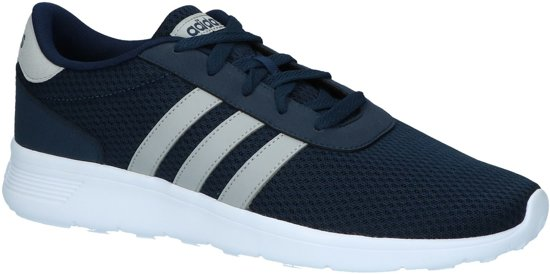 Adidas - Lite Racer - Sneaker runner - Heren - Maat 44,5 - Blauw -  Collegiate Navy