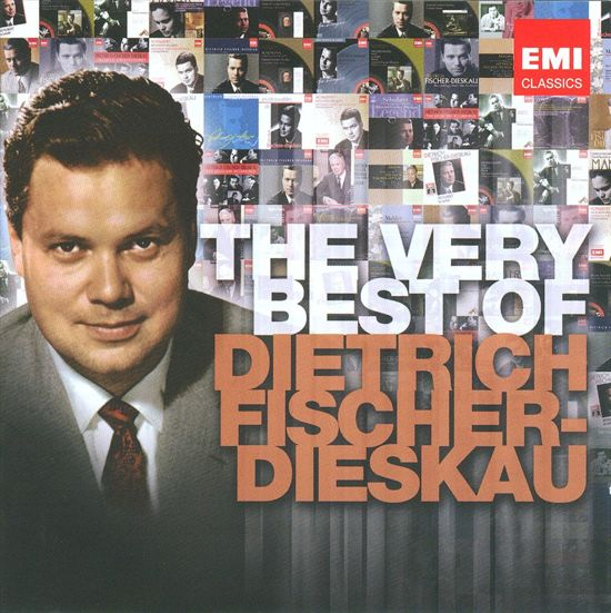 The Very Best Of: Dietrich Fis
