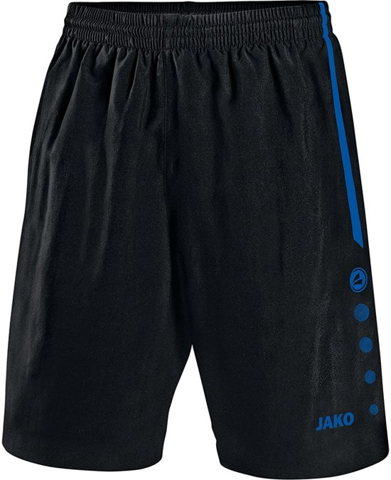 Jako Turin Voetbalshort - Shorts  - zwart - 152
