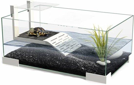 Ciano Tartarium 80  - Transparant - 79 x 29,7 x 27,5cm