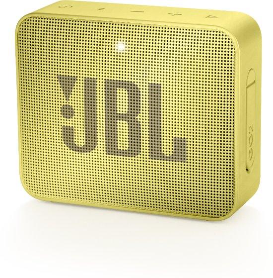 JBL Go 2 Geel