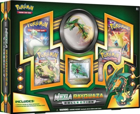 Afbeelding van het spel Collection - Mega Rayquaza